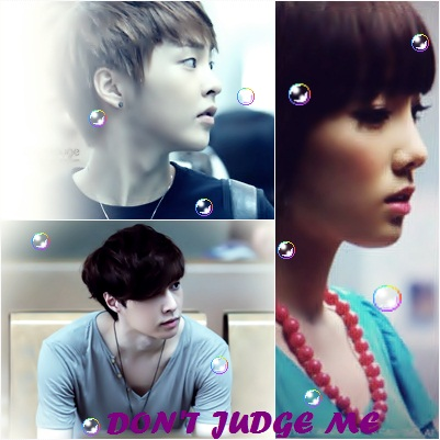 Poster 3A - Don't Judge Me