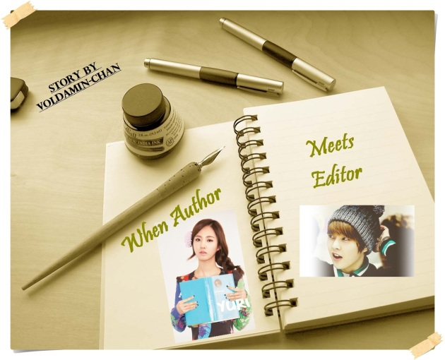 Poster - When Author Meets Editor