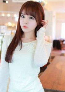 Model Kim Shin Yeong