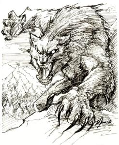 edison's drawing
