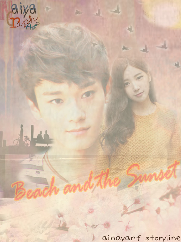 FF Writing Contest] Beach and the Sunset