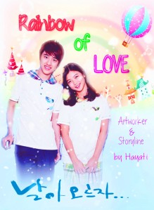 Cover ff Rainbow of love_副本123