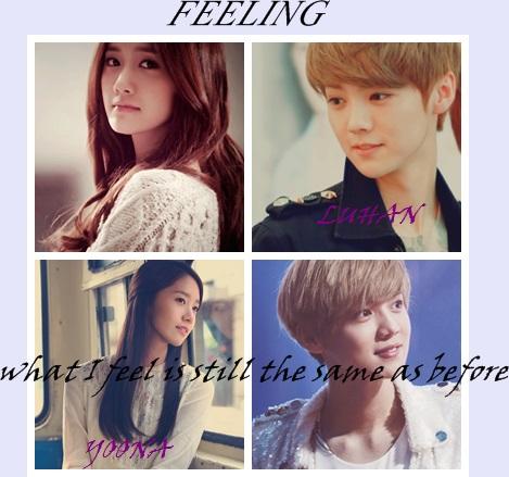 feeling poster