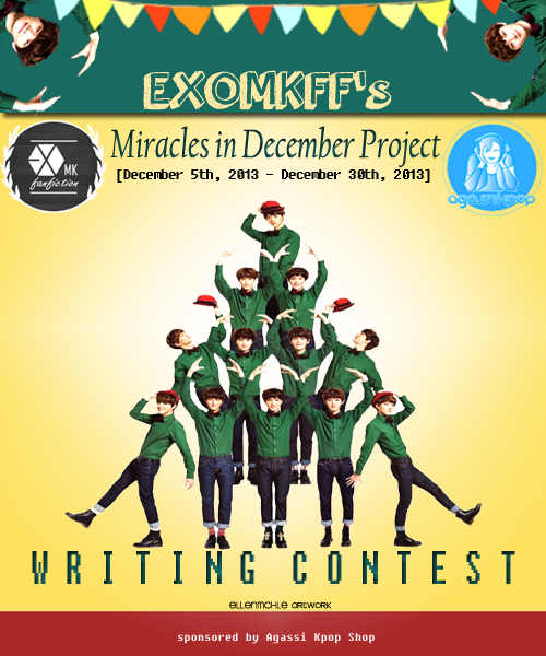 miracles is december project - exomkff